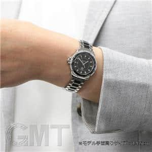 レディ ダイヤモンド スティール&セラミック WAH1312.BA0867 ブラック