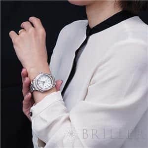 プラネットオーシャン 37.5mm ホワイト ベゼルダイヤ 232.15.38.20.04.001