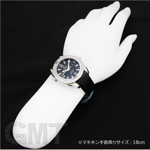 プラネットオーシャン 37.5mm ベゼルダイヤ 232.18.38.20.01.001