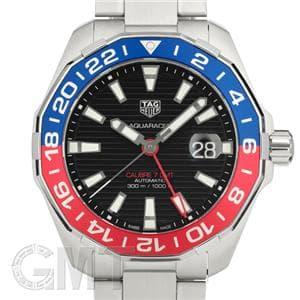 キャリバー7 GMT ブラック WAY201F.BA0927