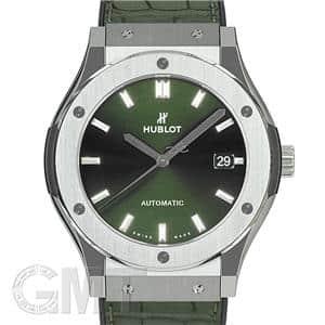 フュージョン チタニウム グリーン 511.NX.8970.LR
