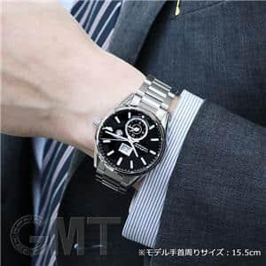 グランドデイト GMT WAR5010.BA0723 ブラック