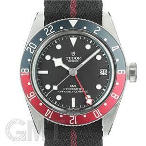 GMT 79830RB ブルー/レッド ファブリックベルト