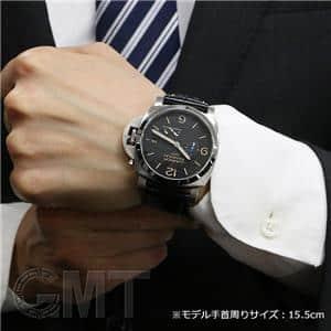 3days GMT パワーリザーブ 44mm アッチャイオ PAM01321
