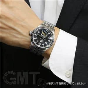 デュアルタイム ビッグデイト GM1056D-SJ-BK