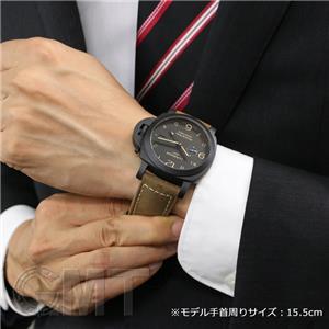 3DAYS GMT オートマティック 44mm PAM01441※