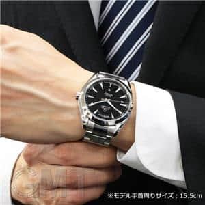 アクアテラ150M コーアクシャル デイデイト 41.5mm 231.10.42.22.01.001