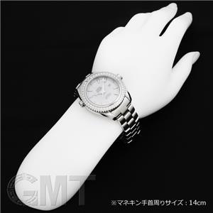 プラネットオーシャン 37.5mm ホワイト ベゼルダイヤ 232.15.38.20.04.001 ※