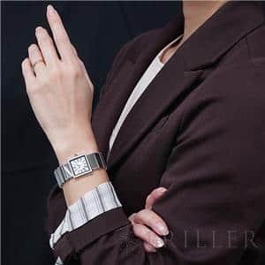 マドモアゼル H0830 ダイヤモンド クォーツ ブレスレット