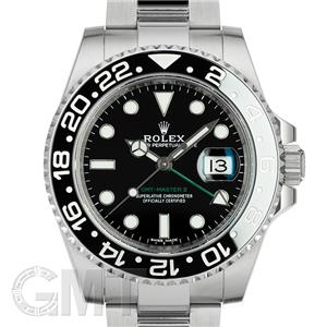 II 116710LN ブラック ランダムシリアル
