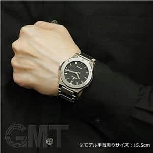 フュージョン チタニウム ブラック 45mm 510.NX.1170.NX