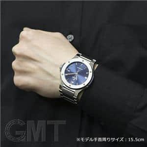 フュージョン チタニウム ブルー ブレスレット 45mm 510.NX.7170.NX