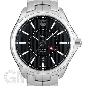 キャリバー7 GMT ブラック WAT201A.BA0951