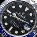 ROLEX ロレックス GMTマスター II 116710BLNR 12