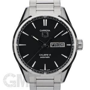 キャリバー5 デイデイト ブラック WAR201A.BA0723