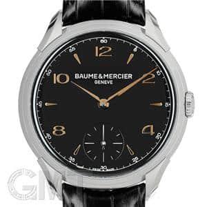 BAUME & MERCIER ボーム&メルシエ クリフトン クリフトン M0A10364 手巻き ブラック メイン