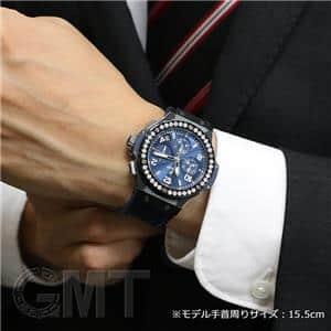 セラミック ブルー ダイヤモンド 41mm 341.CM.7170.LR.1204