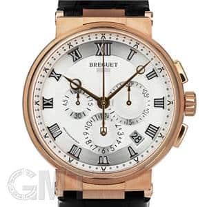 timeless design 1eac1 2ba7a 新品)BREGUET ブレゲ マリーン クロノグラフ 5527BR/12/9WV ...
