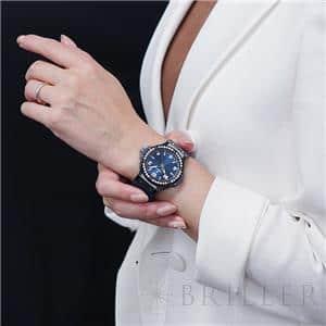 セラミック ブルー ダイヤモンド 361.CM.7170.LR.1204