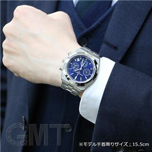 クロノ 42.5mm ブルー 5500V/110A-B148