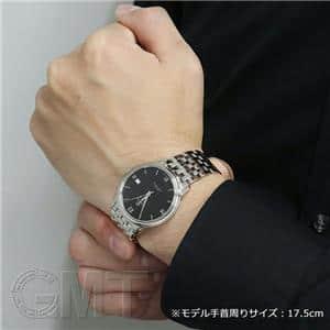 プレステージ コーアクシャル 36.8mm ブラック 424.10.37.20.01.001