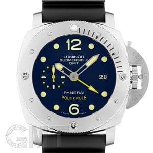 サブマーシブル1950 3days GMT オートマティック チタニオ  PAM00719