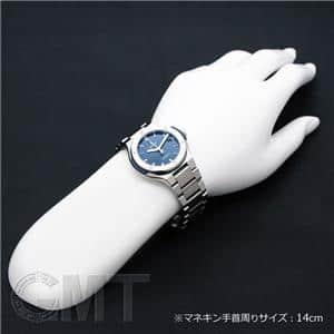 フュージョンチタニウム ブレスレット ブルー 33mm 585.NX.7170.NX